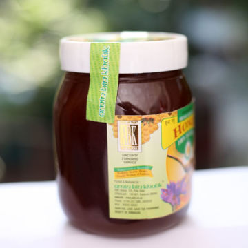 Picture for category Multifloral Honey