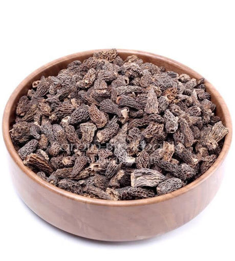Dried-small-Morels-caps-100gm