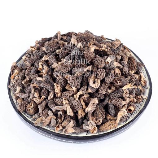 100 grams of miniature morels